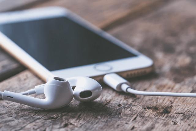 Inline Remote in Headphones